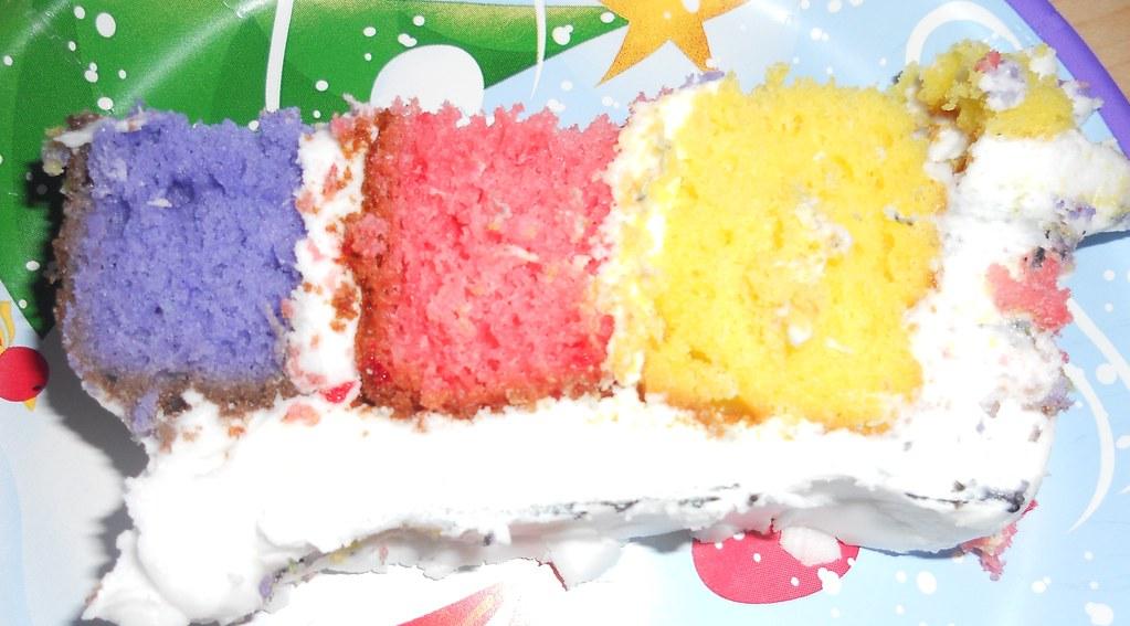 Multi Layer Strawberry Cake