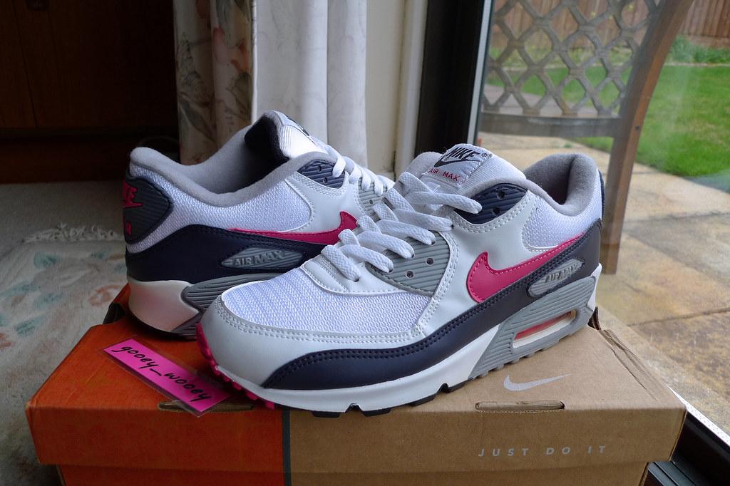sports shoes 89997 a61b0 ... Nike Wmns Air Max 90 B Coral Rose ( 03). ...