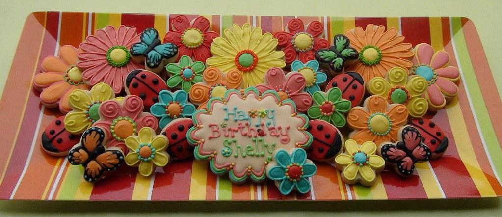 Cake N Flowers Images