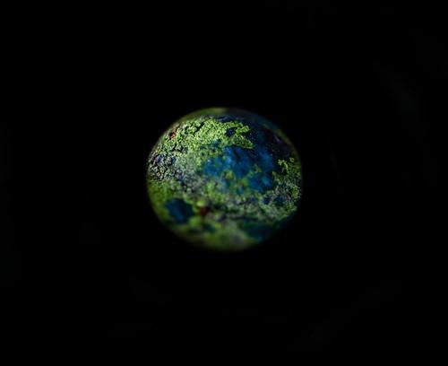 Faire Ressortir Un Meuble Dans Un Decor Bleu Et Vert