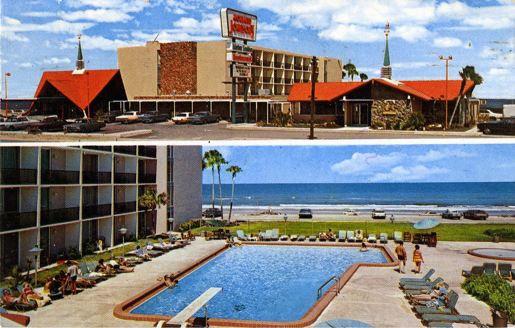 Howard Johnson Motor Lodge And Restaurant Daytona Beach Fl