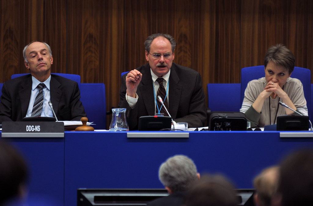 02810234 | Day 7: IAEA Briefs Member States on Latest ...