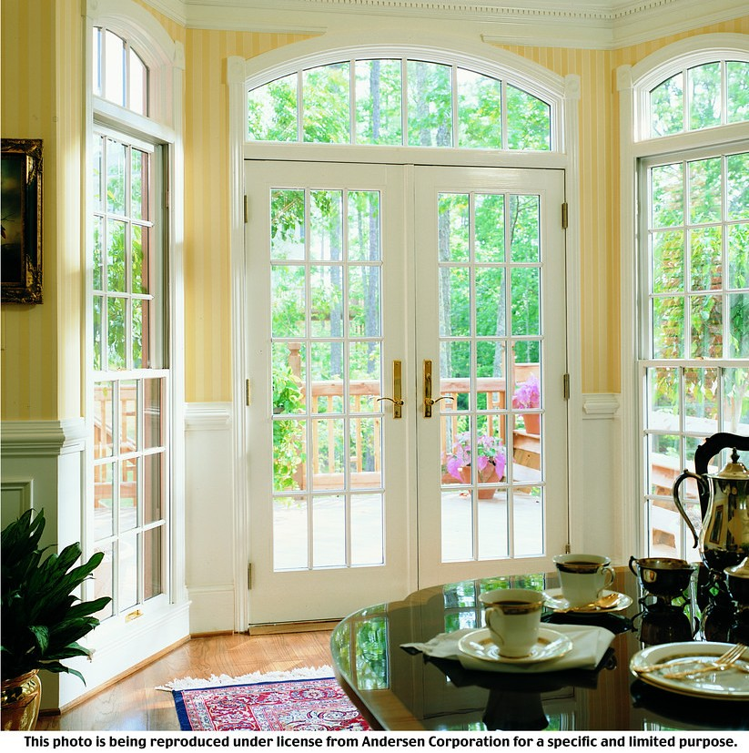 400 Series Frenchwood Hinged Patio Doors 400 Series