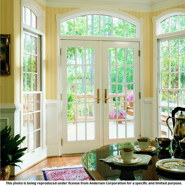400 series frenchwood hinged patio doors flickr photo for Double hung patio doors