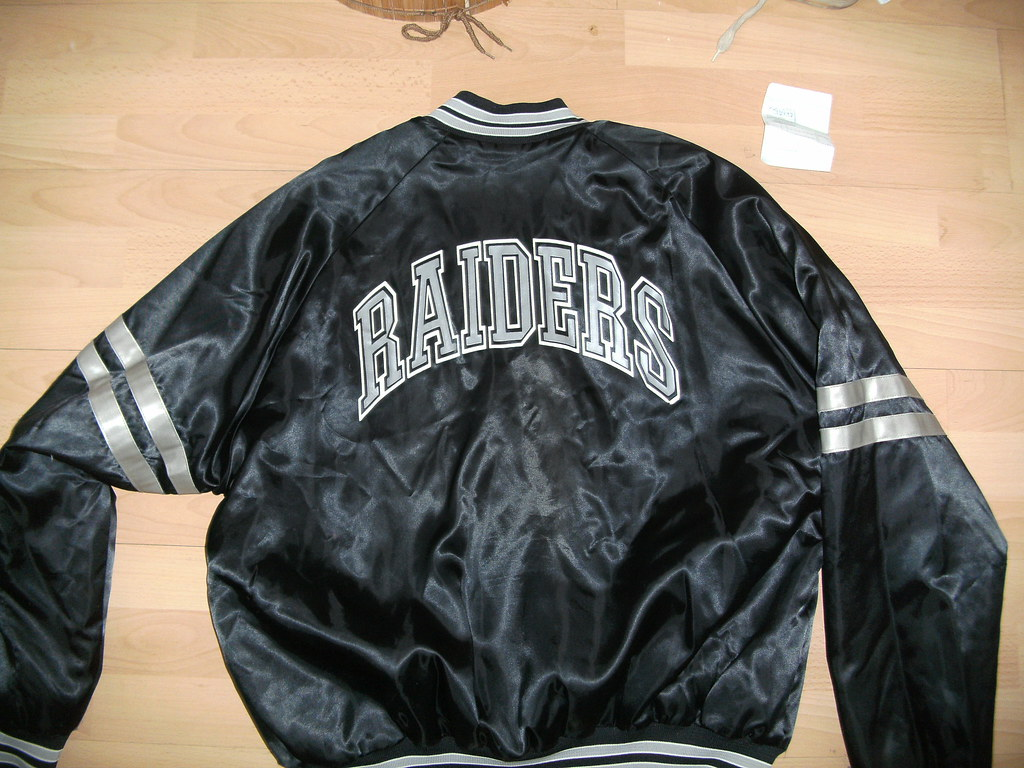 Chalk Line Raiders Jacket Old School 80 180 S Hip Hop