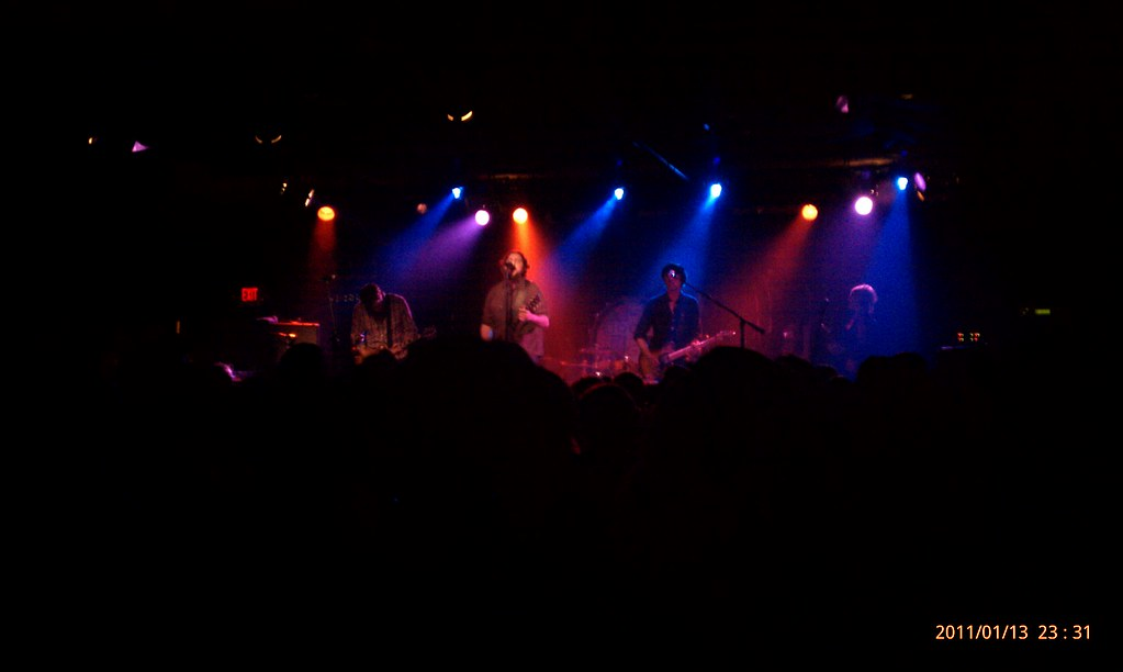 Drive Truckers Tour