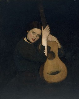 La guitariste (1902) | by artinconnu