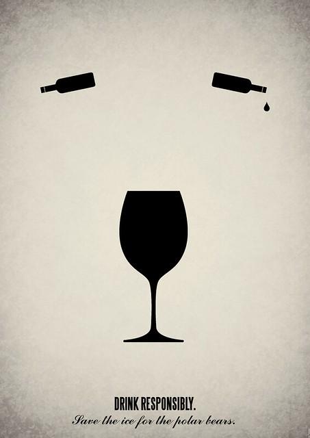 Drink Responsibly Logo Free