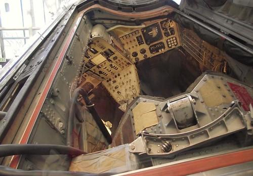 gemini spacecraft cockpit - photo #26
