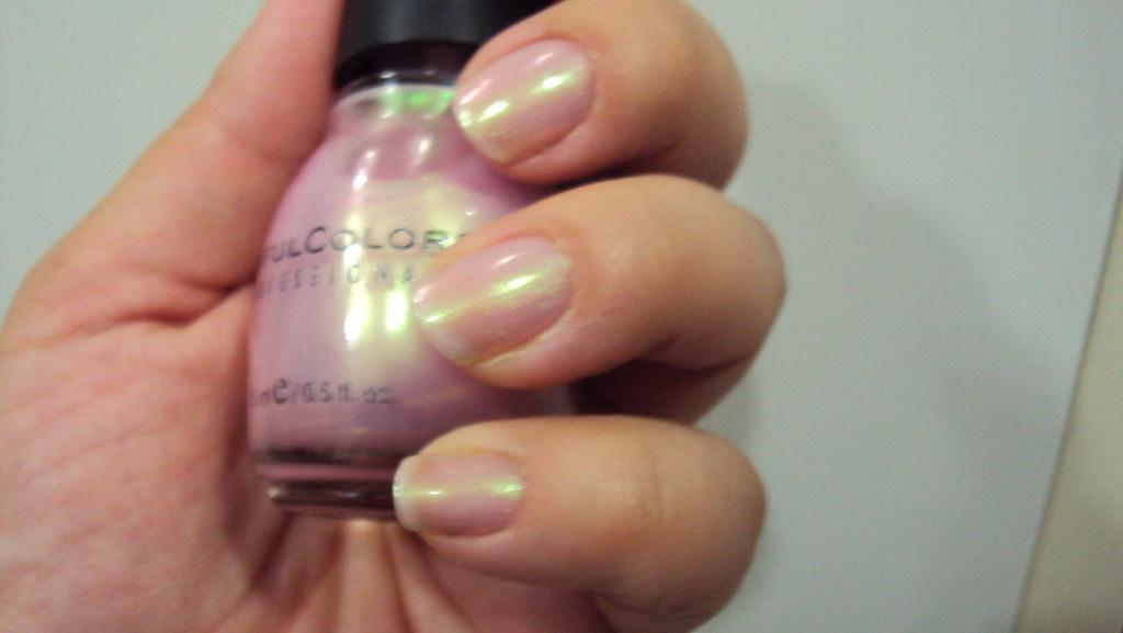 Shimmer nail polish that\'s ONLY shimmer? - nailpolish nails nailart ...