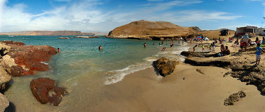 playa paraca