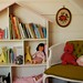 Reading Nook Toddler Room