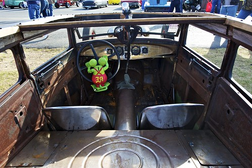 Rat Rod Interior Flickr Photo Sharing