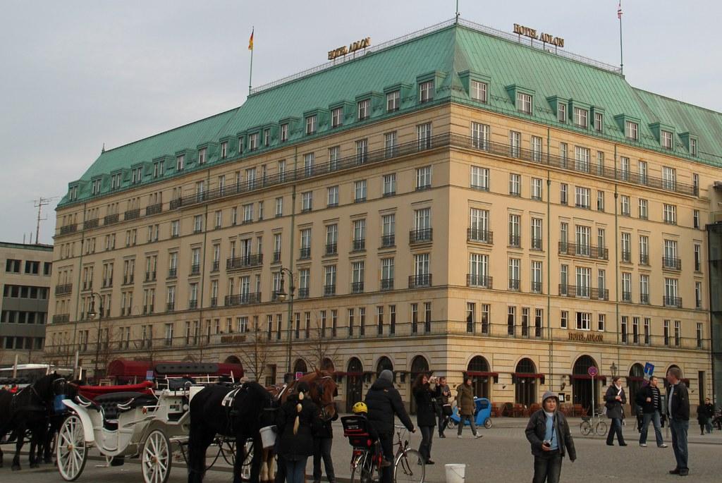 Hotel Adlon Berlin Champagner Brunch
