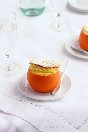 Orange Souffles | by Xiaolu // 6 Bittersweets