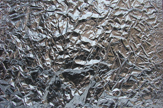 Aluminum Foil Texture | by Barbara Courouble