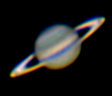Saturn Registax 6 Celestron Nexstar 4se Telescope Flickr