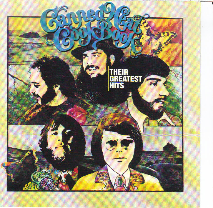 Canned Heat Cookbook