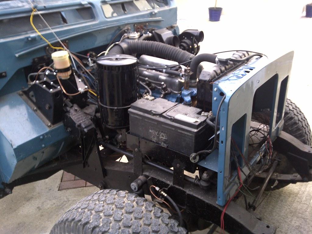 Land Rover Series 3 Engine John Kearns Flickr