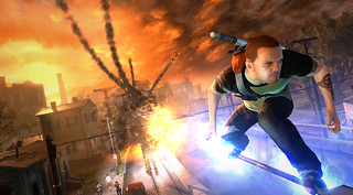 inFAMOUS 2: Cole Grind | by PlayStation.Blog