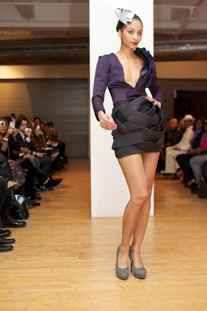 Fashion Week Dress Up