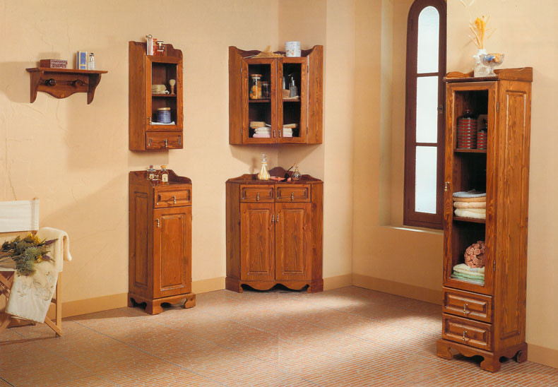 Auxiliares r sticos montesa estanter a 23x50x20 armario - Grifos de cocina rusticos ...