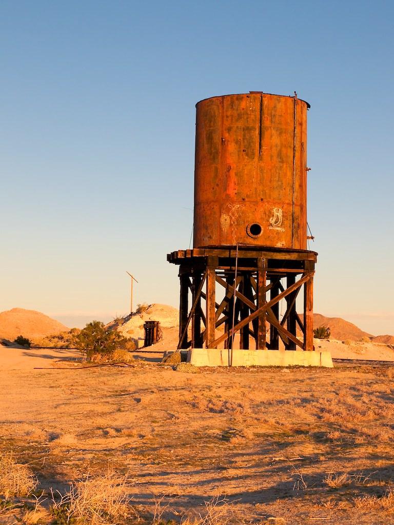 Anza Borrego Desert State Park Dos Cabezas Siding Water