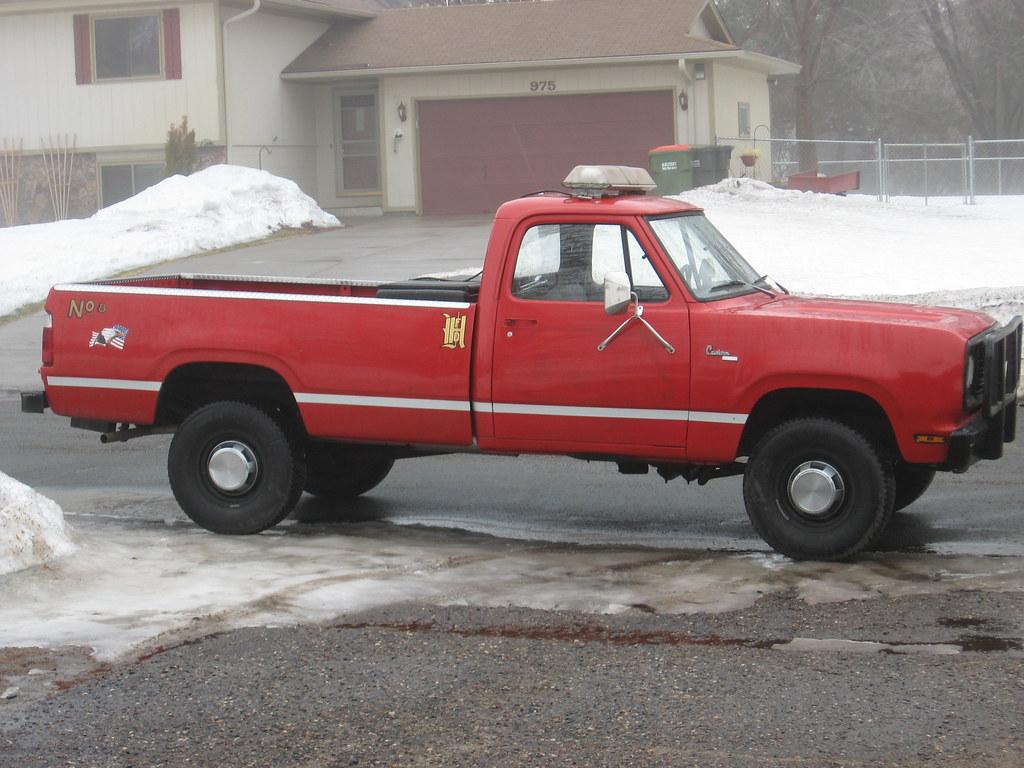 1977 Dodge M880my M880 1 Youtube M 880 Cucv Wiring Diagram Power Wagon Brush Truck 77 Fire
