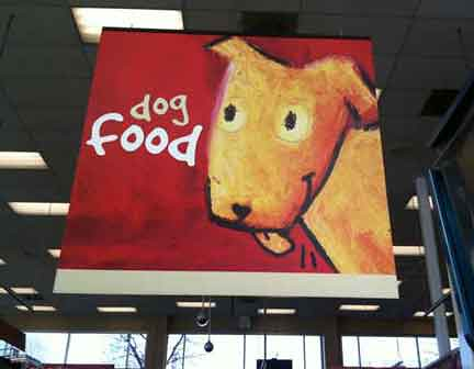 Pet Food Express Belmont