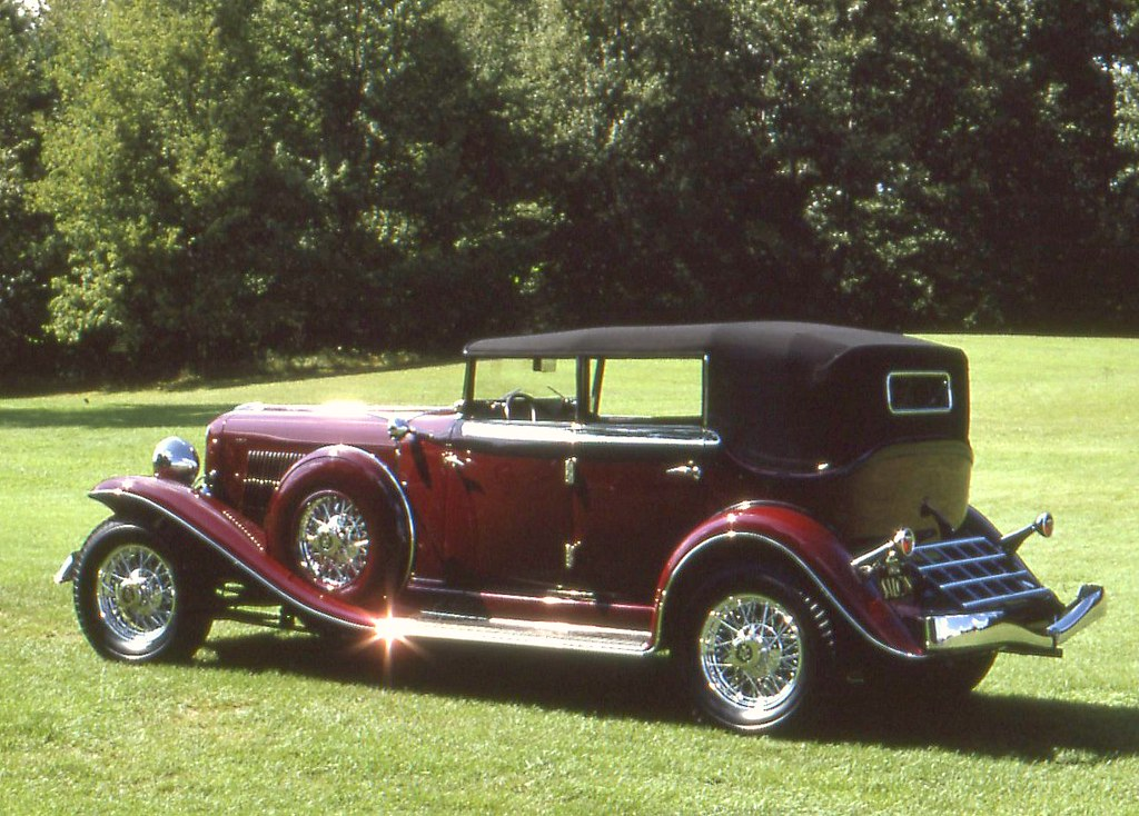 1934 auburn 1250 salon convertible sedan richard for 1934 auburn 1250 salon cabriolet