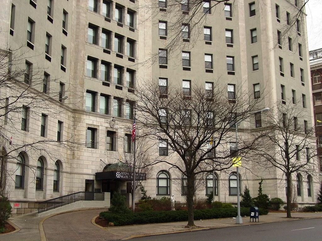 Flower Hospital New York City ArtGeneric