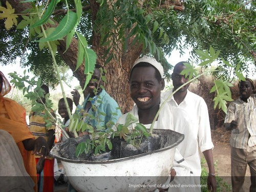 Improvement of a shared environment | by UNDP Sudan