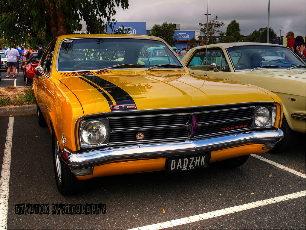 1968 holden hk monaro another classic aussie muscle car for Holden motor cars australia