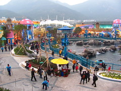 Have a gala time at Ocean Park - Things to do in Hong Kong