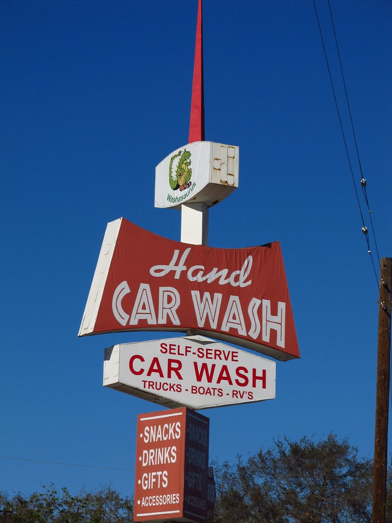 Hand Car Wash Cooparoo Brisbane