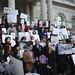 Press conference announcing bill to ban horse-drawn carriages from NYC