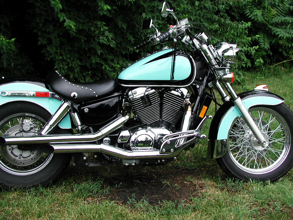 1996 Honda Shadow Ace 1100 1996 Honda Shadow Ace 1100