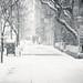 96th street snow