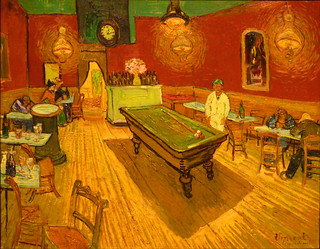 Van Gogh's Night Café | by profzucker