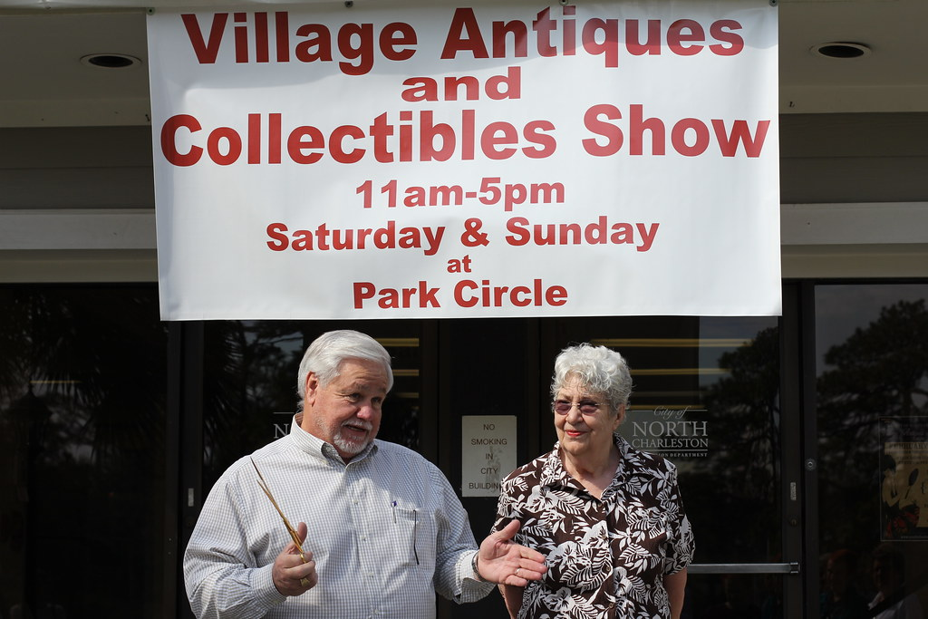 Village Antiques u0026 Collectibles Show : The City of North Chau2026 : Flickr