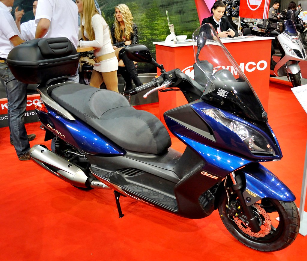 kymco downtown 300i abs thomas t flickr. Black Bedroom Furniture Sets. Home Design Ideas