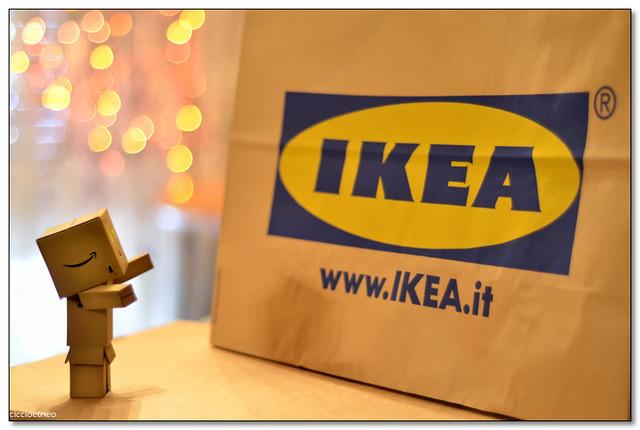 Danbo welcomes ikea catania flickr photo sharing for Ikea catania