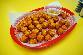 Sweet Potato Tots | by cassaendra
