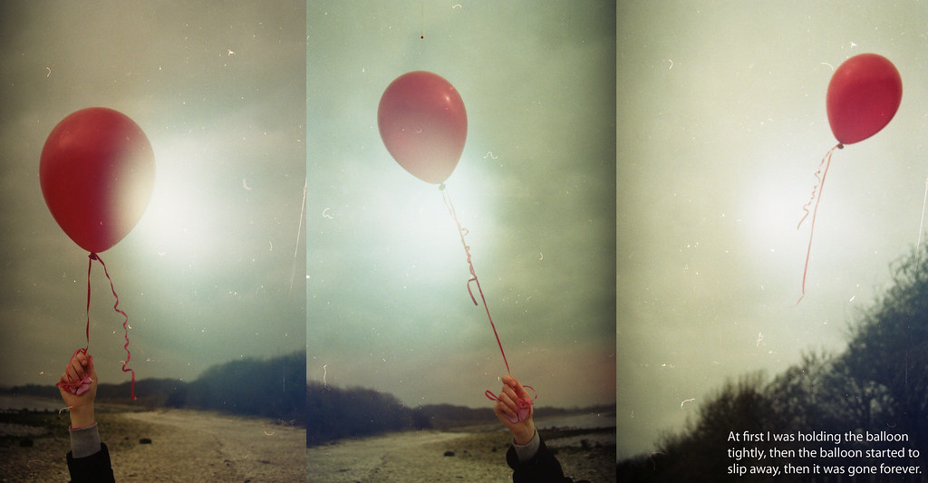 Triptych Photography Flickr Balloon Triptych 2 Flickr