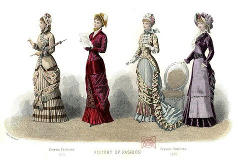 Fashion Trends During The S