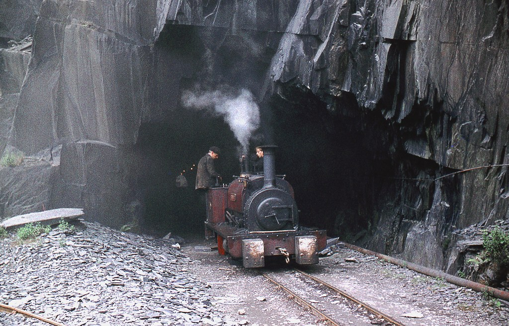 Penrhyn, Dinorwig and Other North Wales Quarry Railways. | Flickr - Photo Sharing!