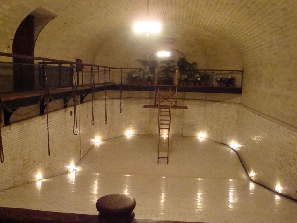 Inside Biltmore Estate Empty Pool Mizzzlaura Flickr