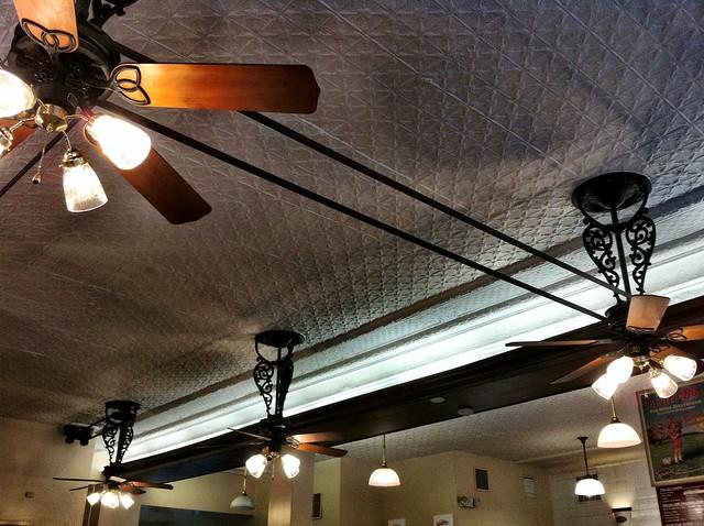 Belt Fans On Vfd Drive : Belt drive ceiling fans flickr photo sharing