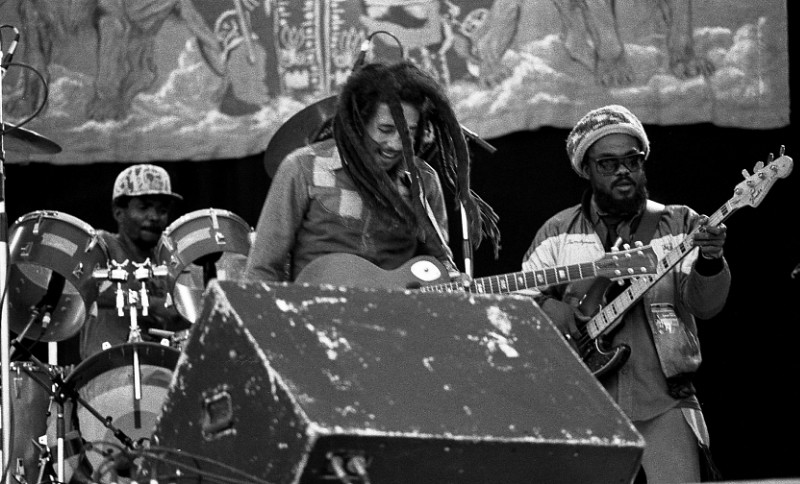 Bob Marley | Bob Marley Dublin Ireland Concert 6th July ...