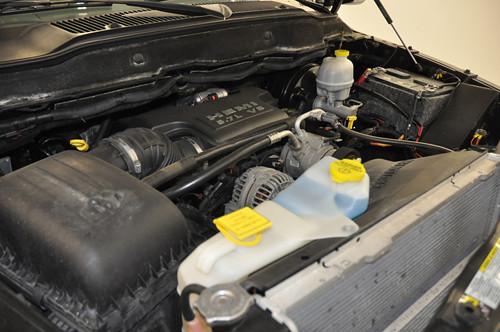 2007 Dodge Ram 1500 Hemi Engine